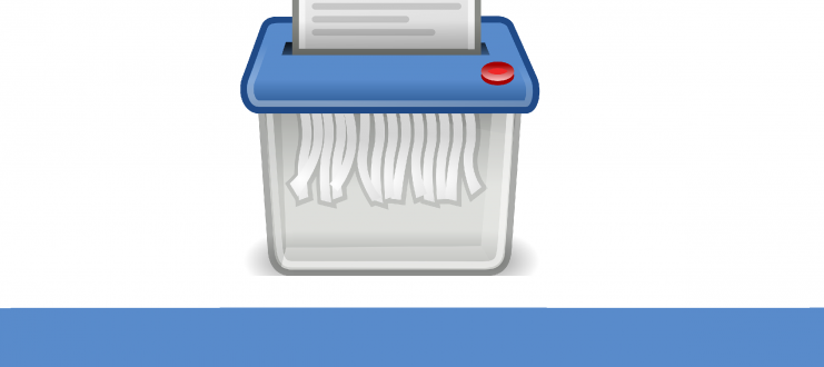 Document Shredding at the Town Hall. 11/25-12/16