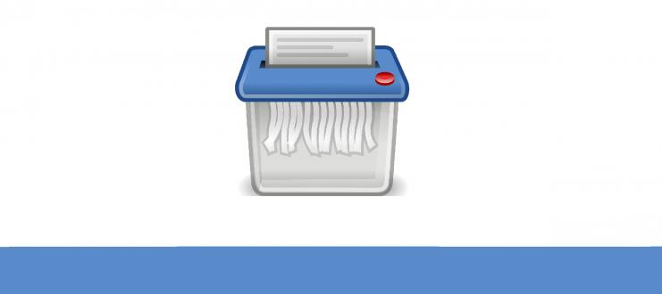 Document Shredding 3/18/19 – 3/29/19